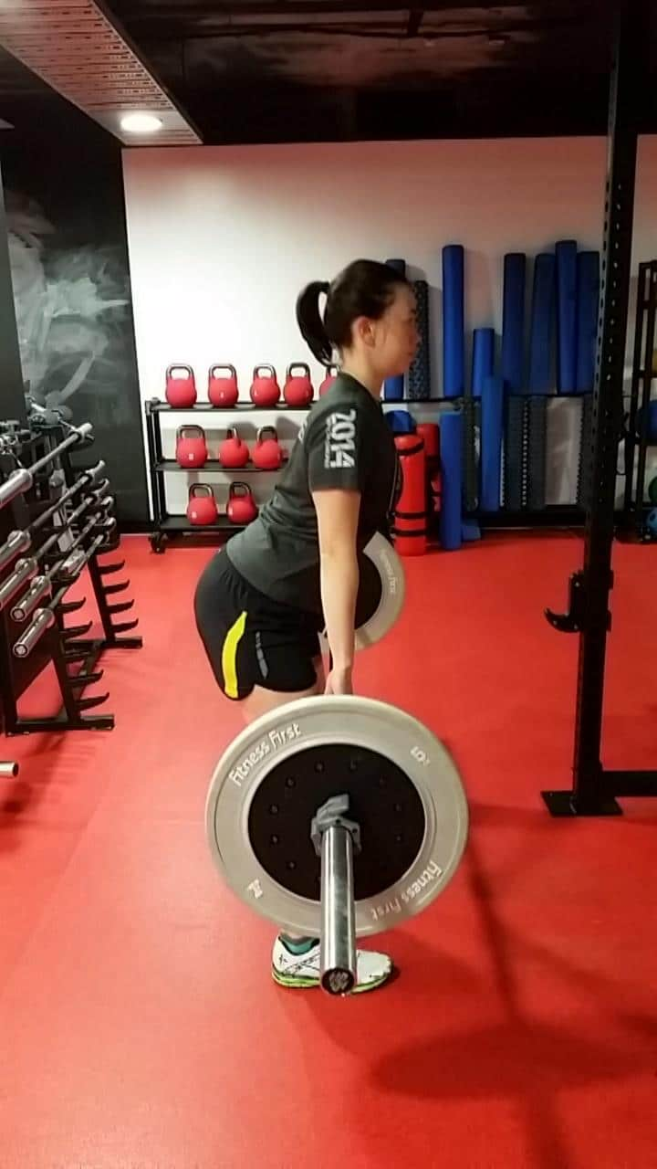 Learning how to lift heavy is a life skill everyone should have.