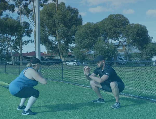 Outdoor personal training in South Melbourne - Fortify Fitness.